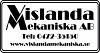 Vislanda Mekaniska AB logotyp
