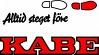 KABE Husvagnar AB logotyp
