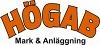 Högab Mark och Anläggning AB logotyp