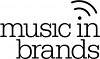 Music in Brands logotyp
