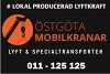 Östgöta Mobilkranar AB logotyp