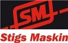 Stig Jakobsson Maskin AB logotyp