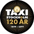 Taxi Stockholm 15 00 00 AB logotyp