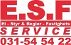 E.S.F Service AB logotyp