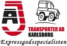 A-J Transporter logotyp