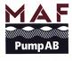 MAF Pump logotyp