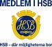 HSB Bostadsrättsförening Kortedala i Göteborg logotyp