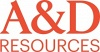 A&D Resources logotyp