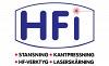 HF Industri AB logotyp