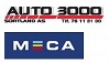 Auto3000 Sortland AS logotyp