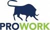 Prowork bemanning logotyp