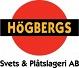 HÖGBERGS SVETS & PLÅTSLAGERI AB logotyp