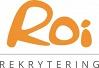 Roi Rekrytering Sverige logotyp