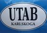 UTAB Ulvsby Transport AB logotyp