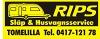 RIPS Släp & Husvagnsservice AB logotyp