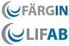 Färg In/Lifab logotyp