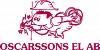 Oscarssons EL AB logotyp