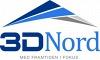 3D Nord logotyp
