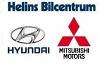 Helins Bilcentrum i Bålsta logotyp
