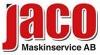 Jaco Maskinservice AB logotyp