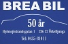 Brea Bil AB logotyp