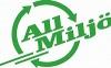 Allmiljö logotyp