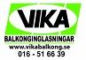 AB Vikabalkong i Eskilstuna logotyp