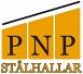 Pnp Stålhallar AB logotyp