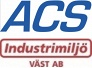Industrimiljö Väst / Alvitiq CS logotyp