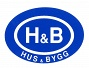 HUS & BYGG AB logotyp