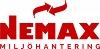 Nemax Miljöhantering AB logotyp