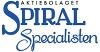 AB Spiralspecialisten logotyp