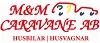 M&M Caravane AB logotyp