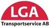 L.G.A. Transport & Service AB logotyp