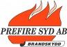 Prefire Syd AB logotyp