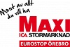 Maxi ICA stormarknad Eurostop logotyp