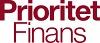 Prioritet Finans AB logotyp