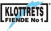 Klottrets Fiende No 1 AB logotyp