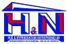 Hus o Nyproduktion Entreprenad AB logotyp