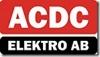 ACDC Elektro AB logotyp