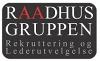 Raadhusgruppen Rekruttering og Lederutvelgelse AS logotyp