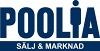 Poolia Sälj & Marknad logotyp