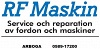 Rikard & Fredrik Maskin AB