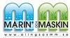 Marin och Maskin logotyp