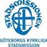 Stiftelsen Göteborgs kyrkliga stadsmission logotyp