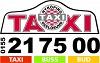 TAXI NYKÖPING-OXELÖSUND AKTIEBOLAG logotyp