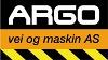 Argo Vei og Maskin A/S logotyp