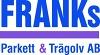 Franks Parkett & Trägolv AB logotyp