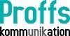 Proffs Kommunikation logotyp