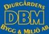 Djurgårdens Bygg & Miljö AB logotyp